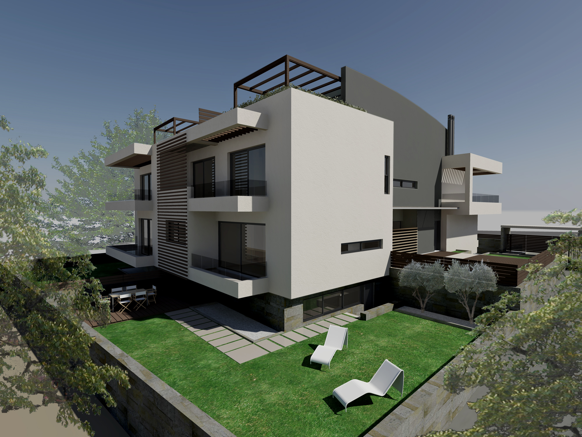 house in Kifisia