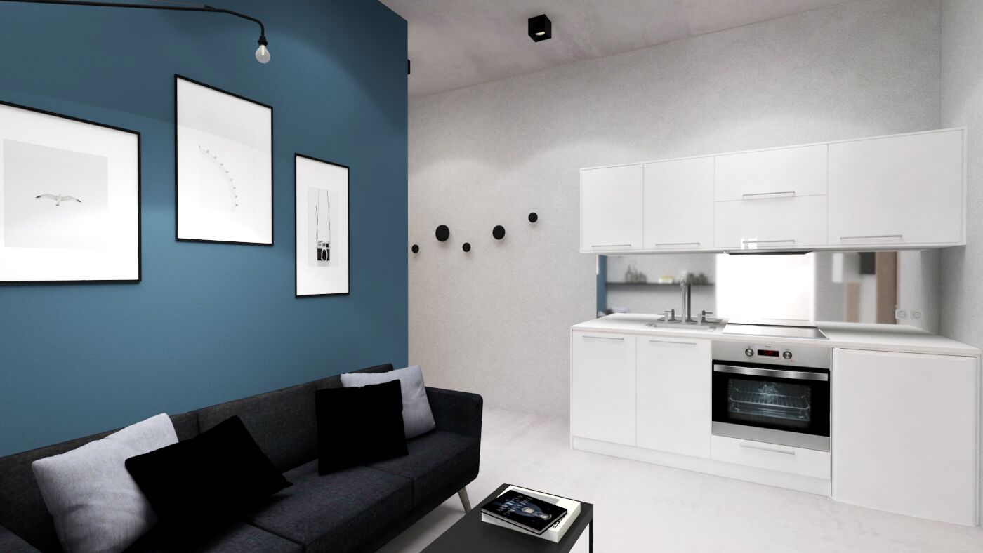 Airbnb apartment at the center of Athens